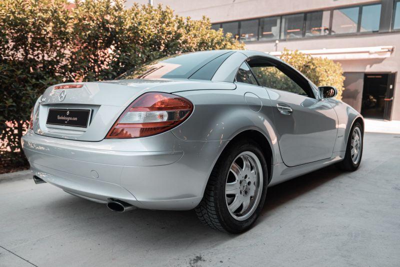 2004 Mercedes Benz SLK 200 Kompressor 80655