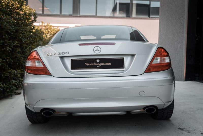 2004 Mercedes Benz SLK 200 Kompressor 80653