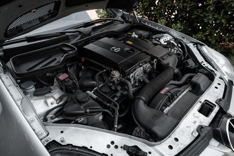2004 Mercedes Benz SLK 200 Kompressor 80701