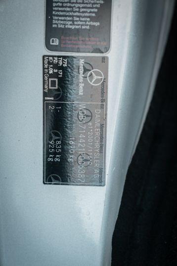 2004 Mercedes Benz SLK 200 Kompressor 80695