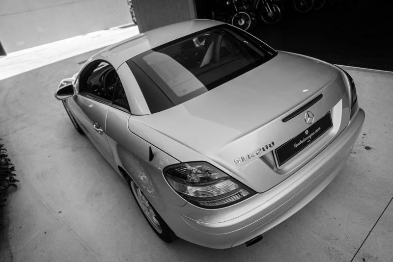 2004 Mercedes Benz SLK 200 Kompressor 80656