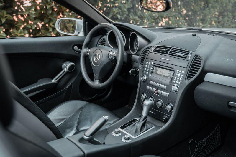 2004 Mercedes Benz SLK 200 Kompressor 80693