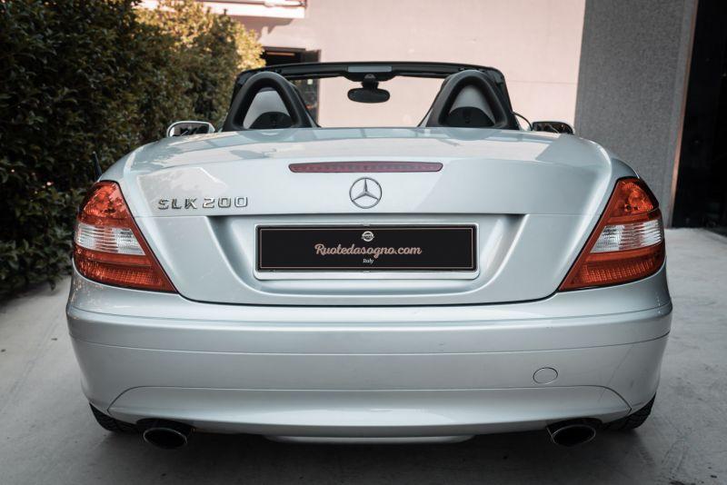 2004 Mercedes Benz SLK 200 Kompressor 80660