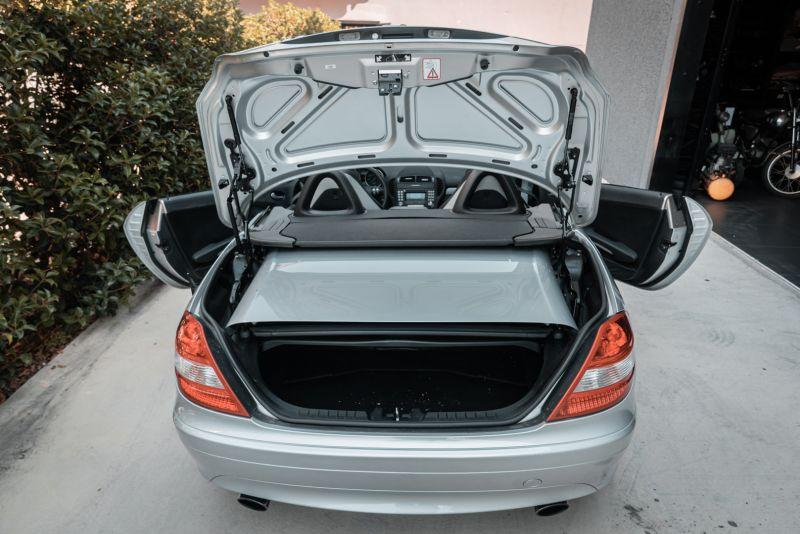 2004 Mercedes Benz SLK 200 Kompressor 80696