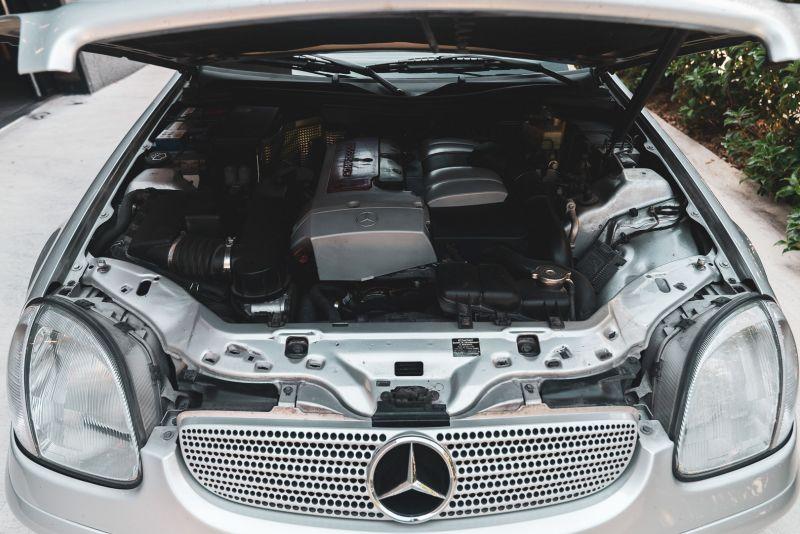 2004 Mercedes Benz 200 SLK Kompressor Special Edition 80780