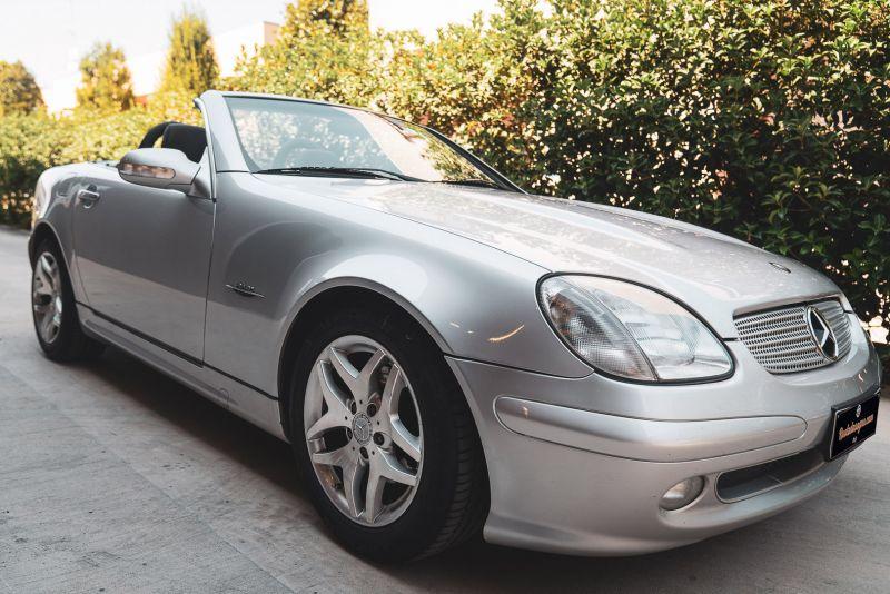 2004 Mercedes Benz 200 SLK Kompressor Special Edition 80713