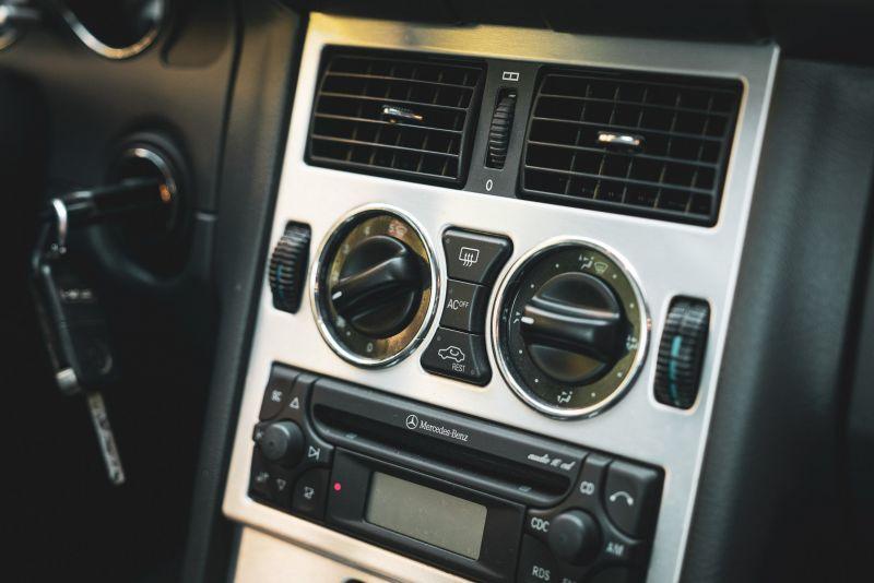 2004 Mercedes Benz 200 SLK Kompressor Special Edition 80752