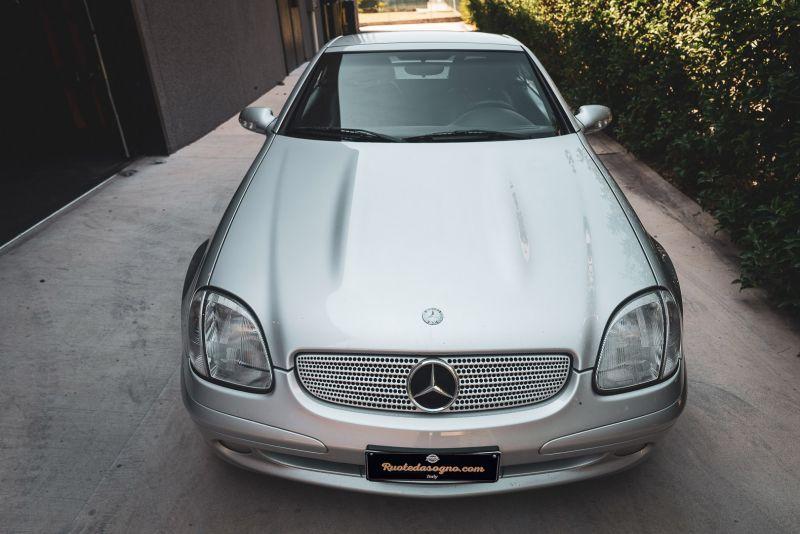 2004 Mercedes Benz 200 SLK Kompressor Special Edition 80720