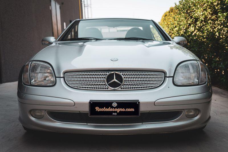 2004 Mercedes Benz 200 SLK Kompressor Special Edition 80721