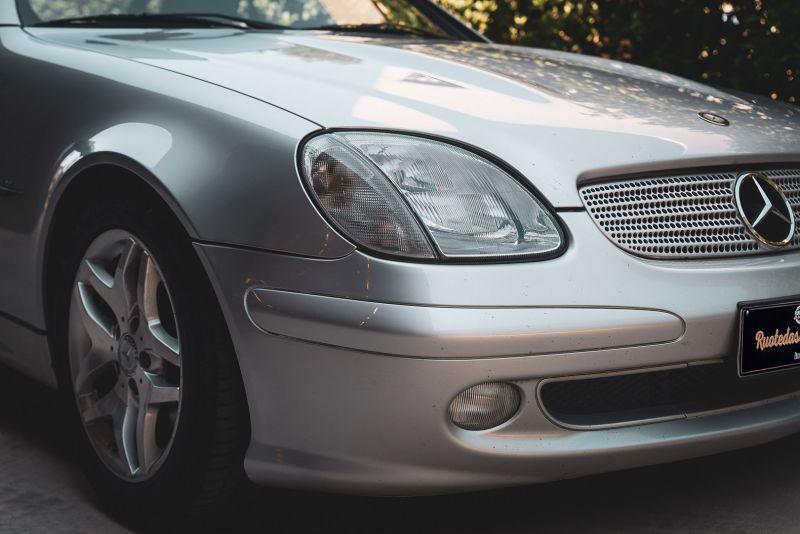 2004 Mercedes Benz 200 SLK Kompressor Special Edition 80717