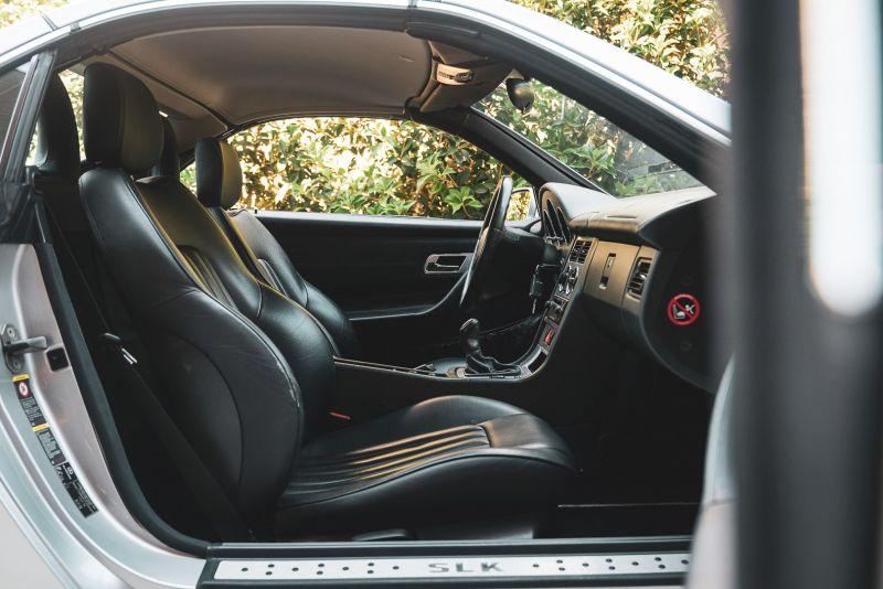 2004 Mercedes Benz 200 SLK Kompressor Special Edition 80754