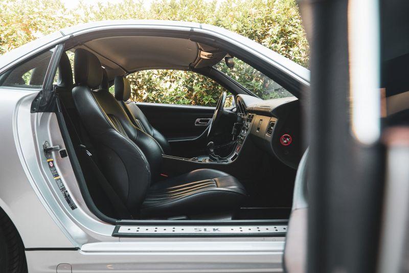 2004 Mercedes Benz 200 SLK Kompressor Special Edition 80755