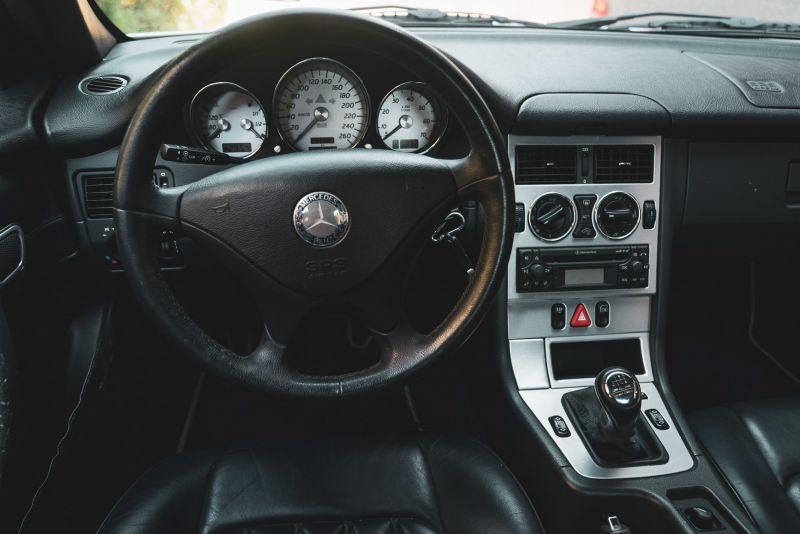 2004 Mercedes Benz 200 SLK Kompressor Special Edition 80767