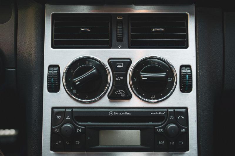 2004 Mercedes Benz 200 SLK Kompressor Special Edition 80772