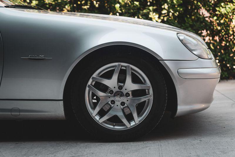 2004 Mercedes Benz 200 SLK Kompressor Special Edition 80743