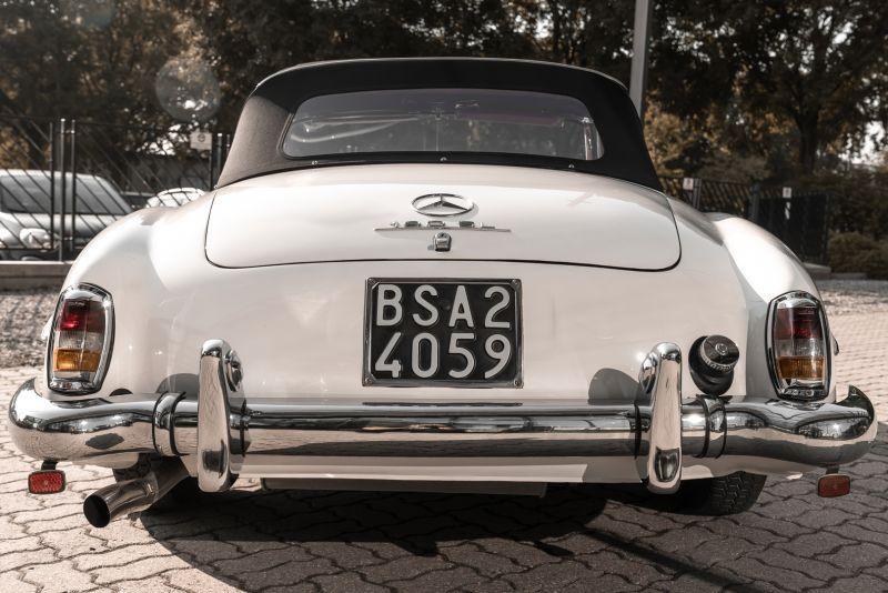 1959 Mercedes-Benz 190 SL 82289