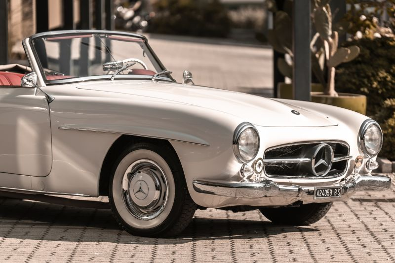 1959 Mercedes-Benz 190 SL 82281