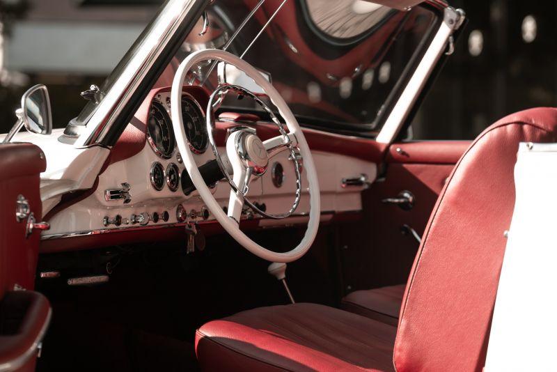 1959 Mercedes-Benz 190 SL 82306