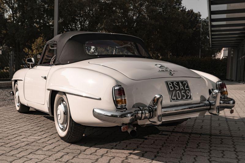 1959 Mercedes-Benz 190 SL 82285