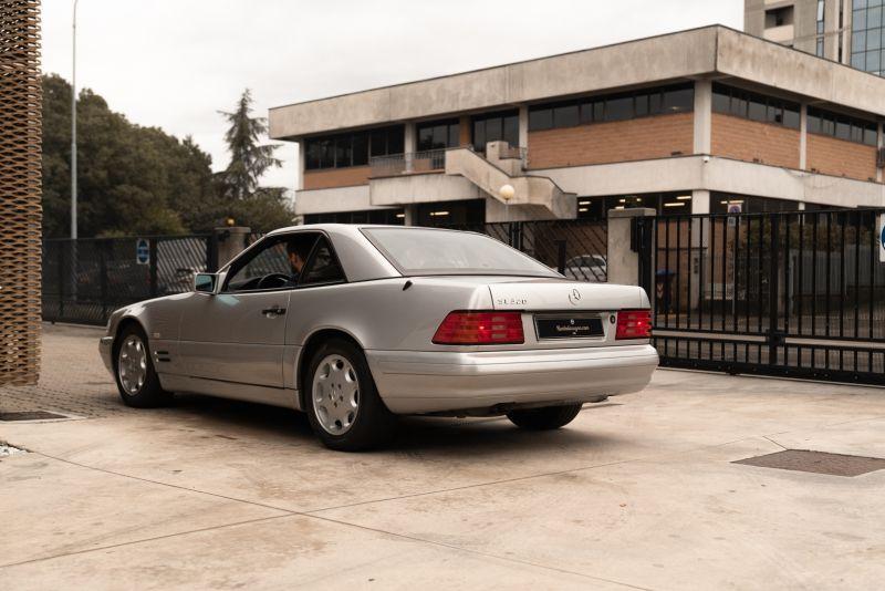 1996 Mercedes-Benz 320 SL 85089