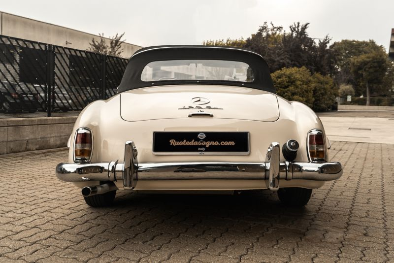 1958 Mercedes-Benz 190 SL 73821