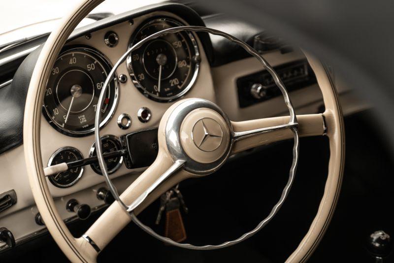 1958 Mercedes-Benz 190 SL 73891