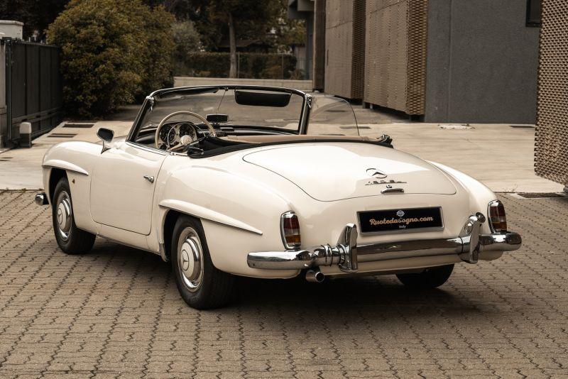 1958 Mercedes-Benz 190 SL 73824