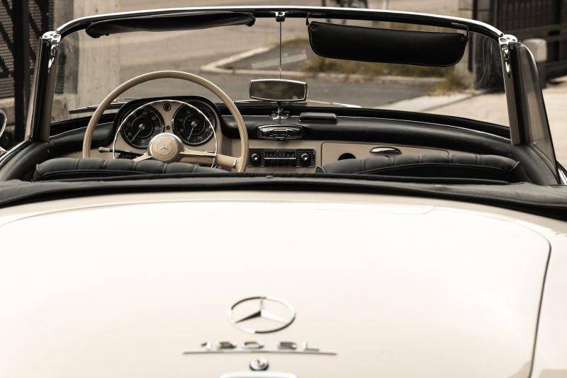 1958 Mercedes-Benz 190 SL 73834