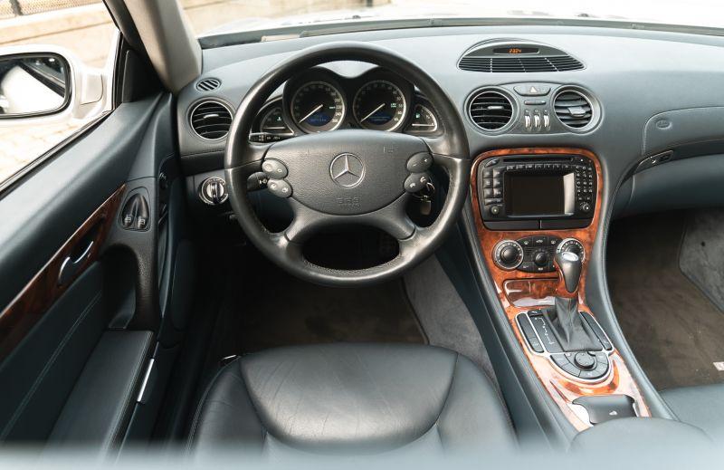 2002 Mercedes-Benz SL500 84173