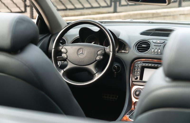 2002 Mercedes-Benz SL500 84171