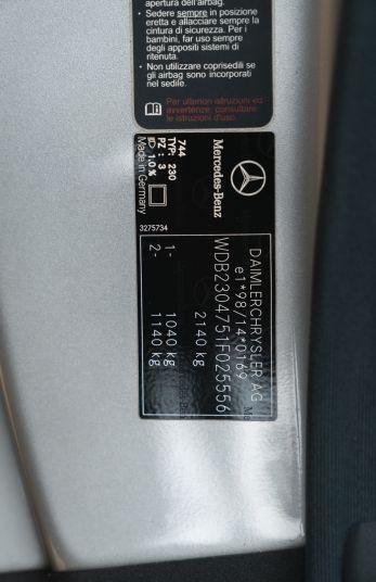 2002 Mercedes-Benz SL500 84202