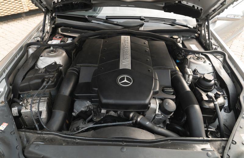 2002 Mercedes-Benz SL500 84201