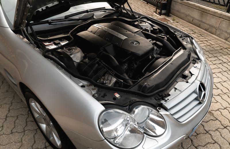 2002 Mercedes-Benz SL500 84200