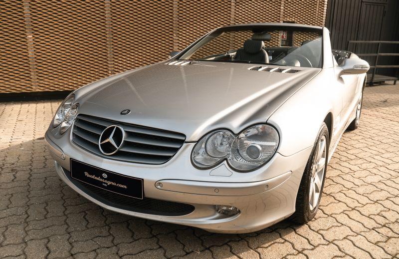 2002 Mercedes-Benz SL500 84152