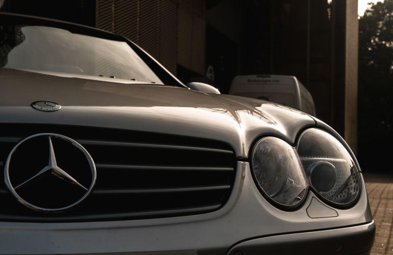 2002 Mercedes-Benz SL500 84163
