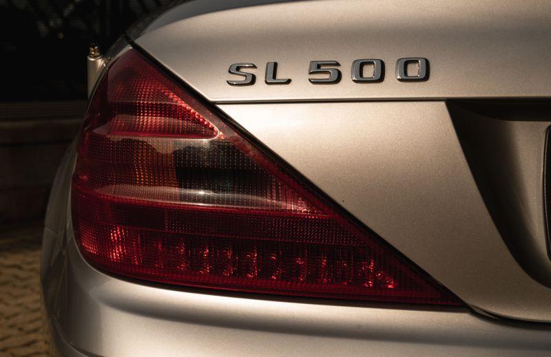 2002 Mercedes-Benz SL500 84164
