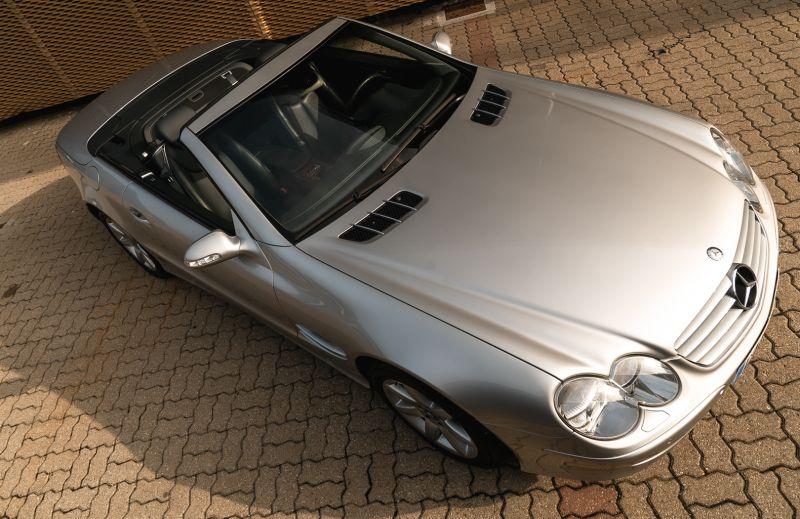 2002 Mercedes-Benz SL500 84156