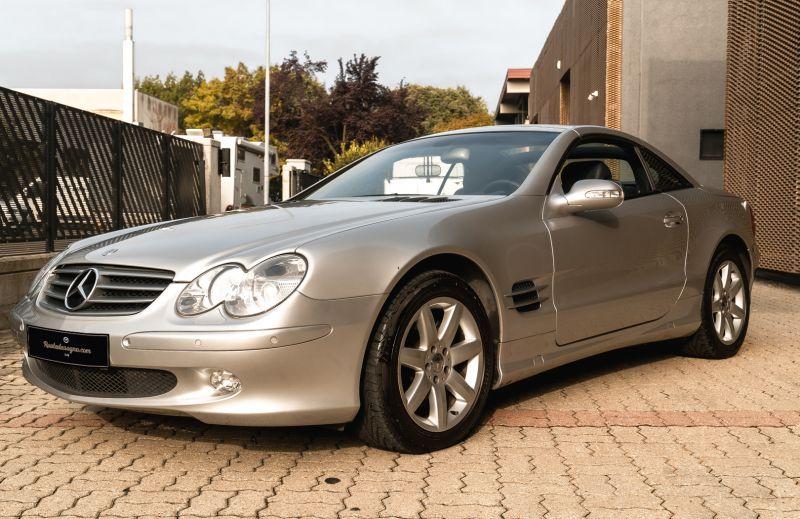 2002 Mercedes-Benz SL500 84145