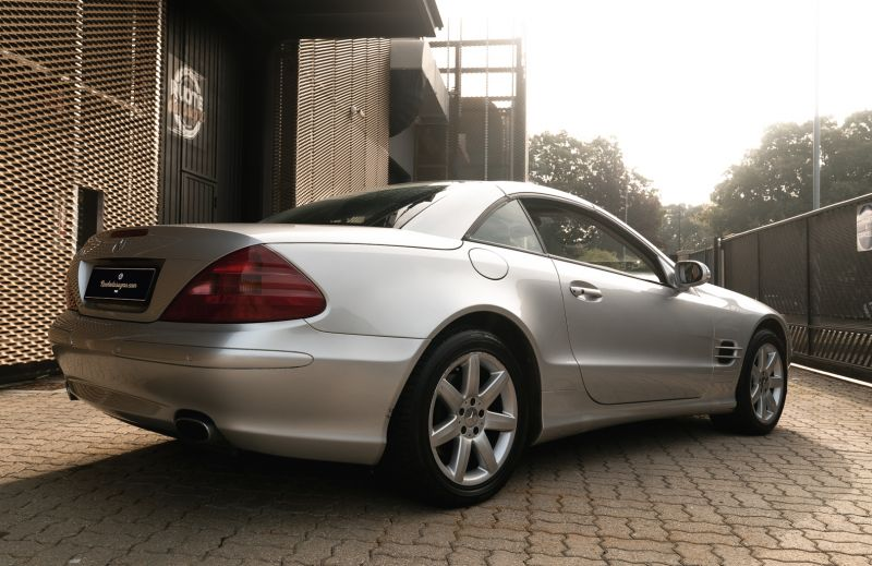 2002 Mercedes-Benz SL500 84144