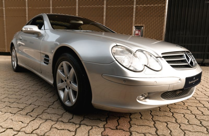 2002 Mercedes-Benz SL500 84146