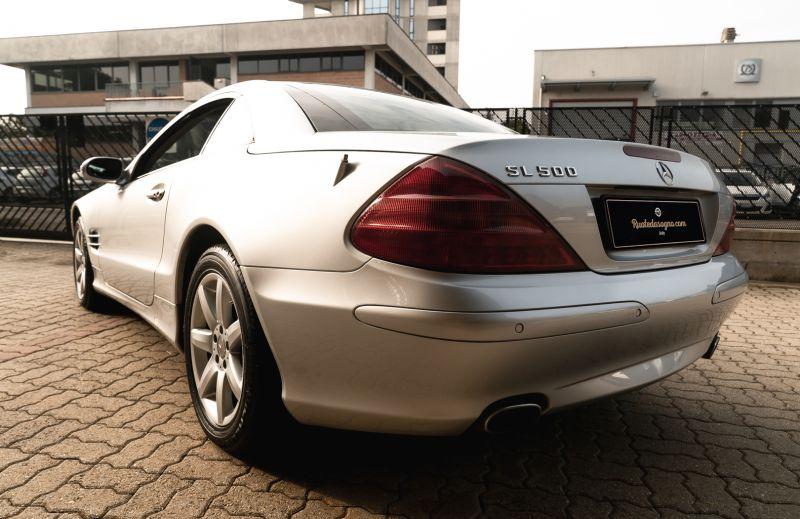 2002 Mercedes-Benz SL500 84147