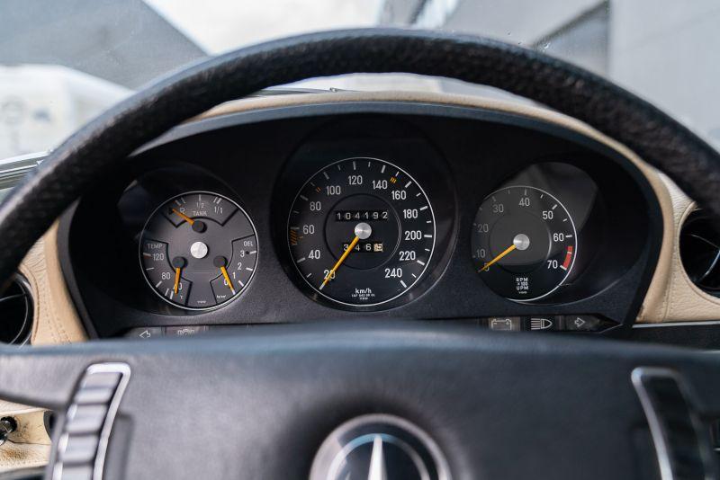 1972 Mercedes-Benz SL 350 78142
