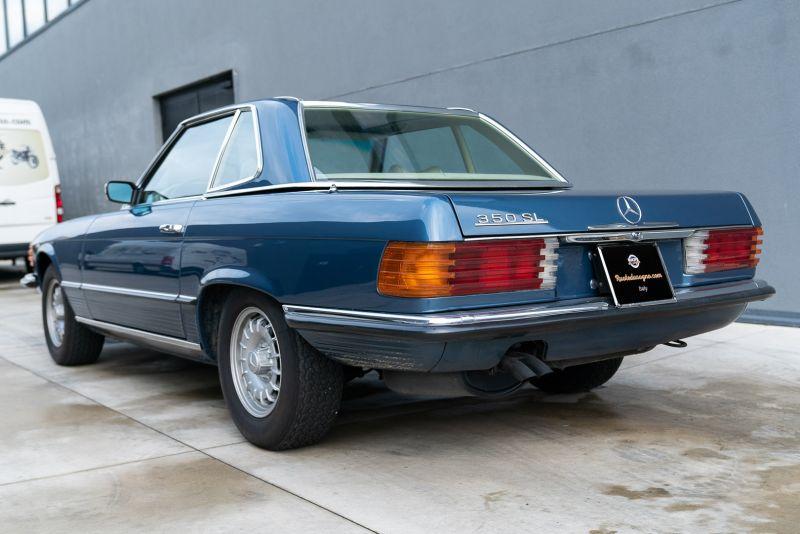 1972 Mercedes-Benz SL 350 78104