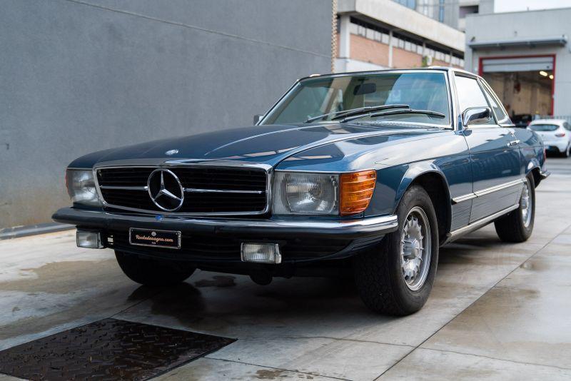 1972 Mercedes-Benz SL 350 78108