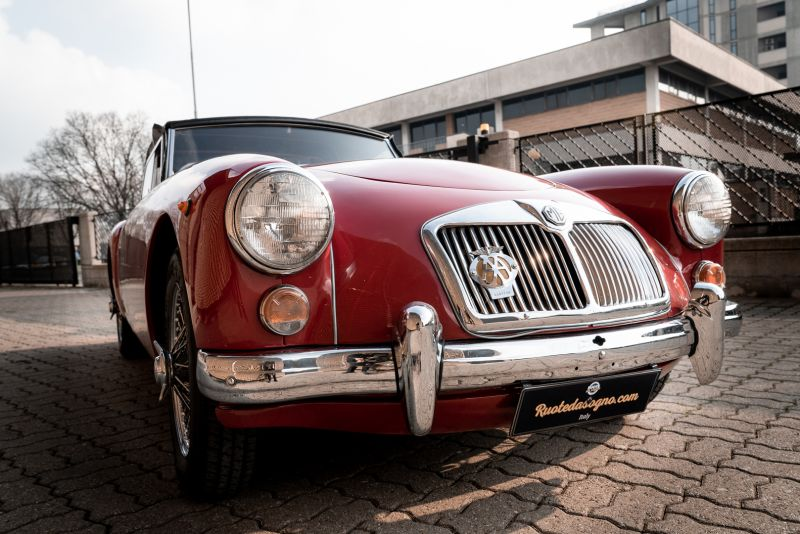 1961 MG A SPIDER 1600 60555