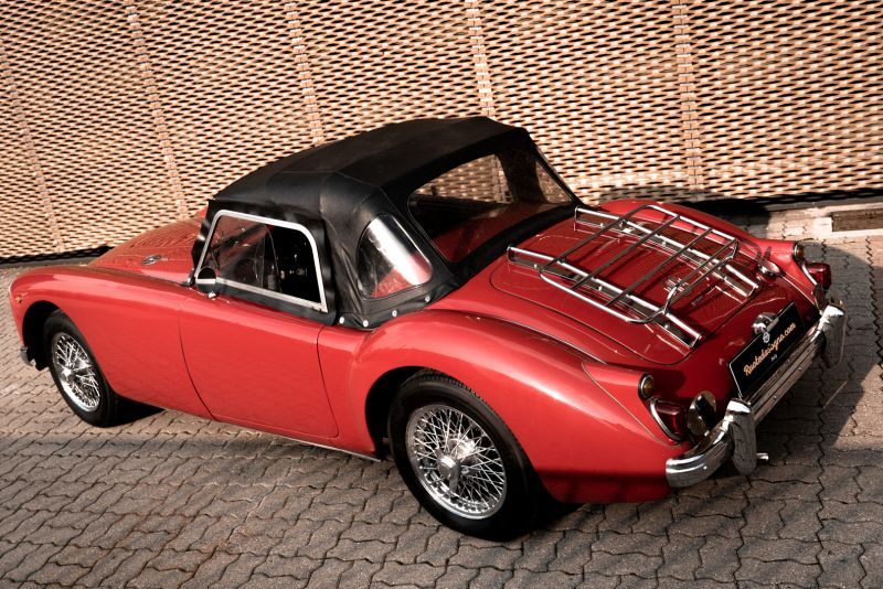 1961 MG A SPIDER 1600 60558