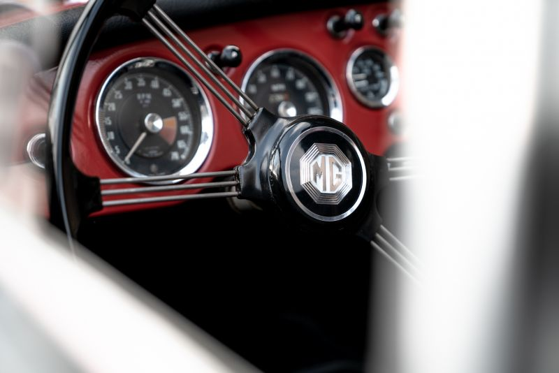 1961 MG A SPIDER 1600 60574