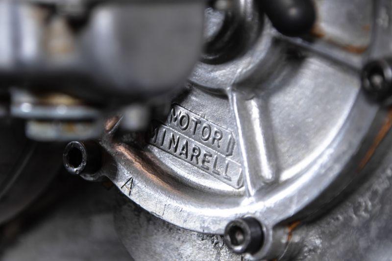1972 Minarelli GP 125 72261