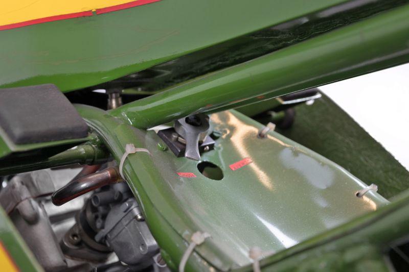 1972 Minarelli GP 50 Liquid Cooled 42205