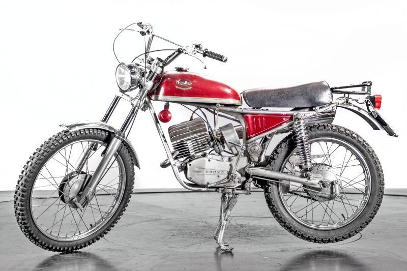 1995 Mondial 125 Enduro 75125